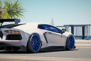 Prior Design Lamborghini