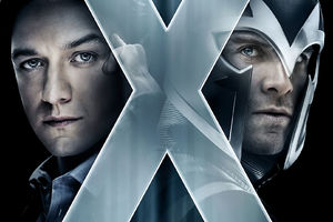 Professor X and Magneto In X Men Apocalypse Wallpaper