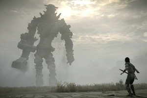 PSX 2017 Shadow Of The Colossus Collectors Edition PS4 Pro