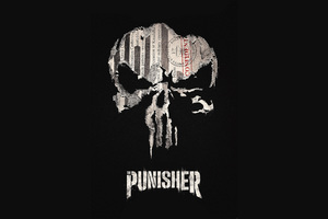Punisher Marvel Wallpaper
