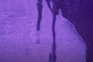 Purple Liquid Abstract