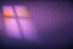 Purple Windows Abstract