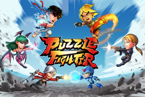 Puzzle Fighter 2017 5k Wallpaper