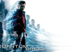 Quantum Break Original Poster