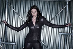 Rachel Nichols In Continuum Wallpaper