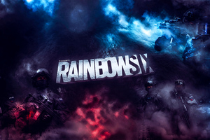 Rainbow Six Siege 4k Artwork