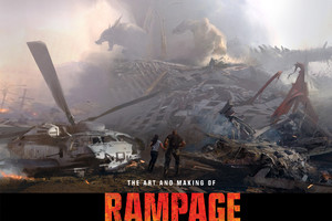 Rampage Movie Artwork