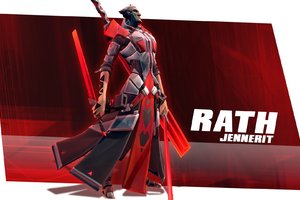 Rath Jennerit Battleborn Wallpaper