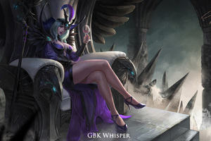 Ravenborn Leblanc Artwork