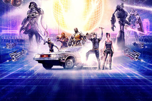 Ready Player One 2018 Movie Artwork Wallpaper