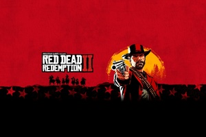 Red Dead Redemption 2 Wallpaper