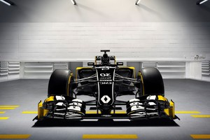 Renault RS16 Formula 1 Car Wallpaper
