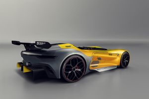 RENAULT Spider Revival Wallpaper