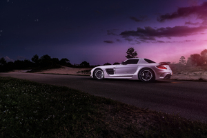 Renntech Mercedes AMG Sls Wallpaper