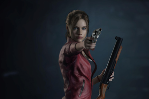 Resident Evil 2 Claire Redfield 4k