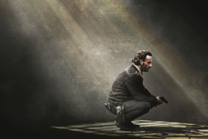 Rick Grimes The Walking Dead Wallpaper