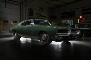 Ringbrothers Dodge Charger Defector 1969 Wallpaper