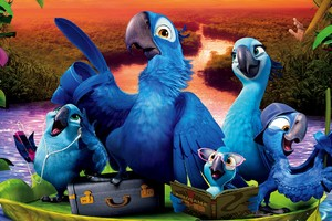 Rio 2 Movie