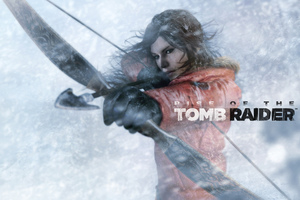 Rise Of The Tomb Raider Game 2