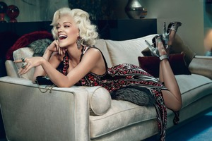 Rita Ora 2017 Wallpaper