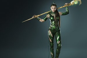 Rita Repulsa In Power Rangers 2017 Movie