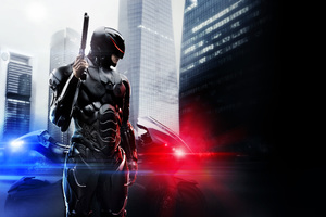 Robocop 8k Wallpaper