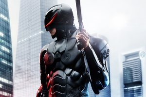 Robocop HD Wallpaper