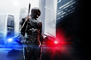 Robocop Movie Wallpaper