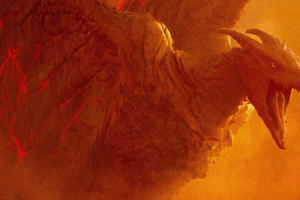 Rodan Godzilla King Of The Monsters Wallpaper