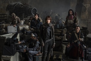 Rogue One A Star Wars Story Movie