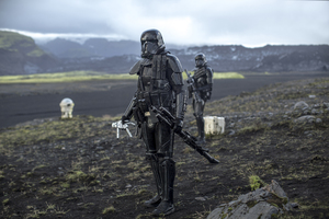 Rogue One A Star Wars Story Trooper Wallpaper