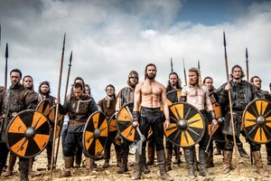 Rollo Lothbrok Vikings