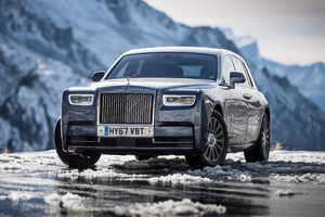 Rolls Royce Phantom Uk 2017 Wallpaper