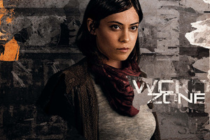 Rosa Salazar In Maze Runner The Death Cure 2018