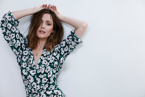 Rose Byrne 5k Wallpaper