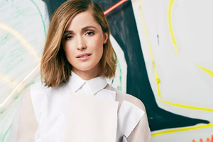 Rose Byrne ELLE Canada 2018 Wallpaper