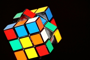 Rubiks Cube Wallpaper