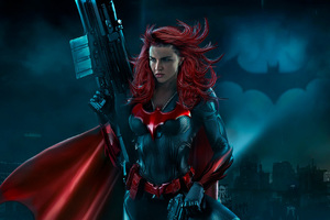 Ruby Rose Batwoman Wallpaper