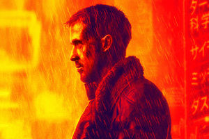 Ryan Gosling Blade Runner 2049 Wallpaper