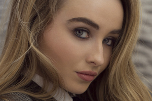 Sabrina Carpenter Closeup 4k