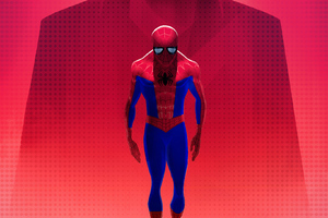 Sad Spiderman Wallpaper