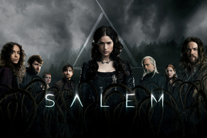 Salem TV Show Wallpaper