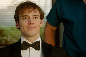 Sam Claflin In Me Before You Wallpaper