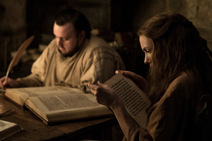 Samwell Tarly And Gilly Season 7