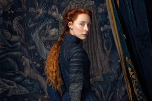 Saoirse Ronan As Mary In Mary Queen Of Scots Movie 5k Wallpaper