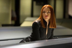 Scarlett Johansson In Romanoff Movie