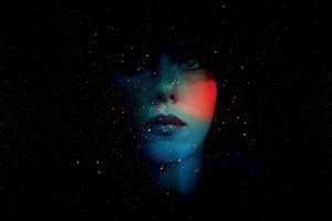 Scarlett Johansson Under The Skin Artwork