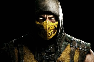 Scorpion In Mortal Kombat