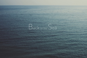 Sea Nostalgia Typography