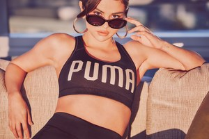 Selena Gomez 2017 Puma Wallpaper